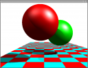 Raytracer Assignment - Procedural Texturing