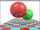 Raytracer Assignment - Reflection